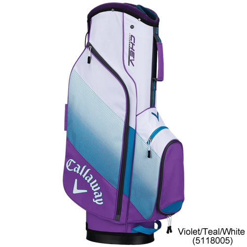 Callaway Ladies Chev Cart Bag