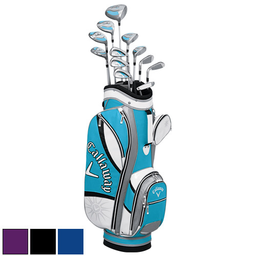 Callaway Ladies Solaire Gems 13pc Sets
