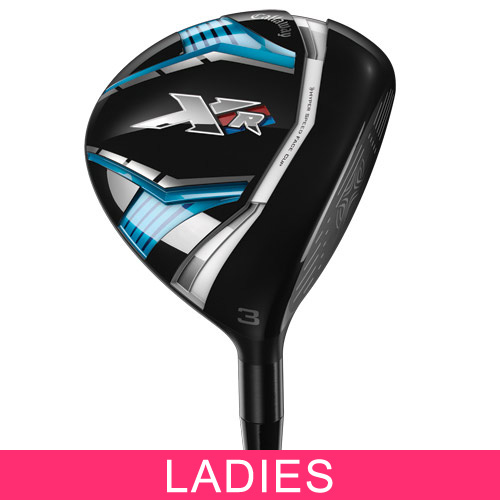 Callaway Ladies 2015 XR Fairway Woods