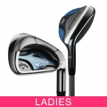 Callaway Ladies Steelhead XR Combo Iron Set