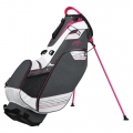 Callaway Ladies Hyper-Lite 3 Double Strap Stand Bag