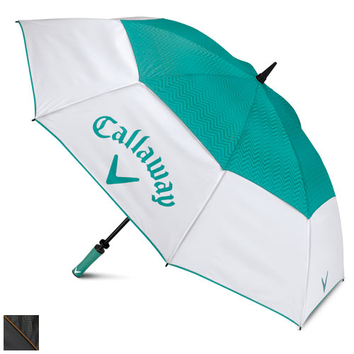 Callaway Ladies Uptown Double Canopy Umbrellas