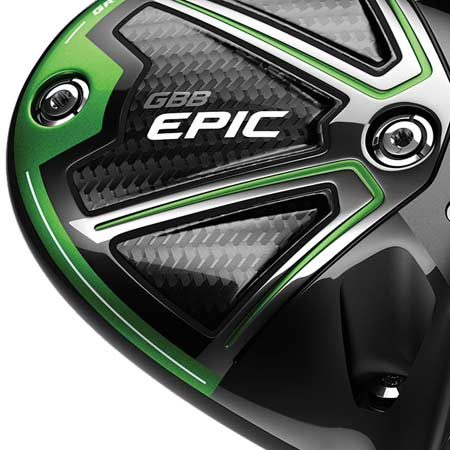 Callaway EPIC Sub Zero Driver Weights