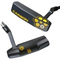 Carbon Ringo 1/4 Matte Indigo With Triple Sight Lines Putter