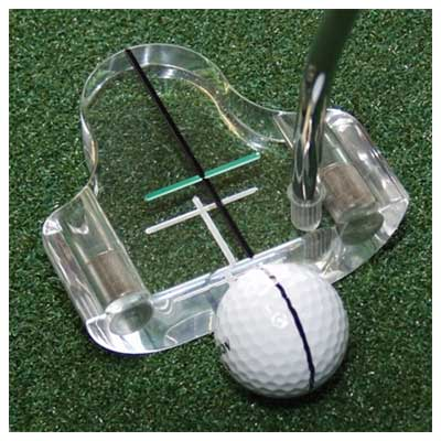Clearview Golf Original Offset Putters