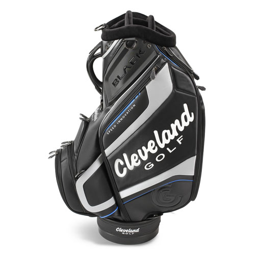 Cleveland CG Black Staff Bag