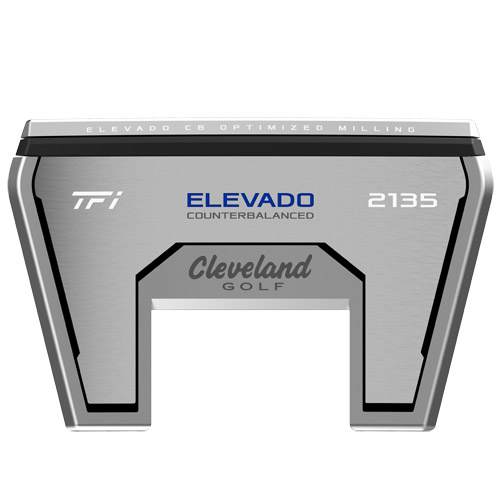 Cleveland 2135 Satin ELEVADO Counterbalanced Putter