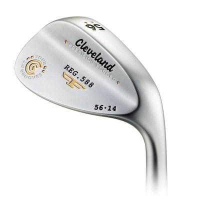Cleveland 588 Forged Chrome Wedges