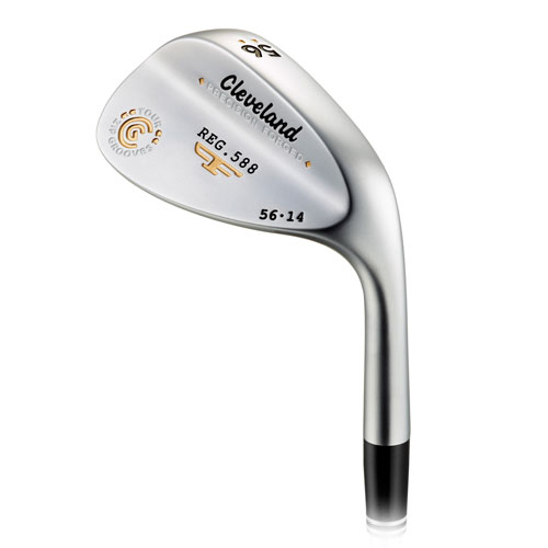 Cleveland 588 Forged Satin Wedges