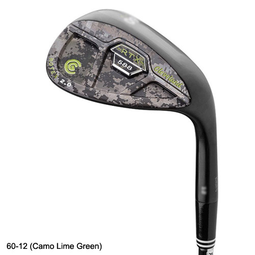 Cleveland RTX 2.0 Custom Edition Cavity Back Wedge