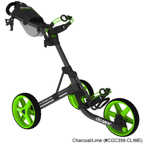 ClicGear 3.5+ Push Carts
