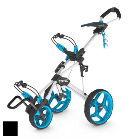 ClicGear Rovic Junior RV3J Push Carts