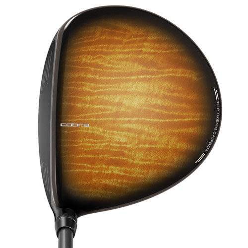 Cobra KING F7 Wood Grain Limited Edition Driver