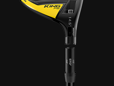 Cobra KING F9 Speedback Fairway Wood