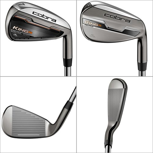 Cobra KING F6 Combo Irons