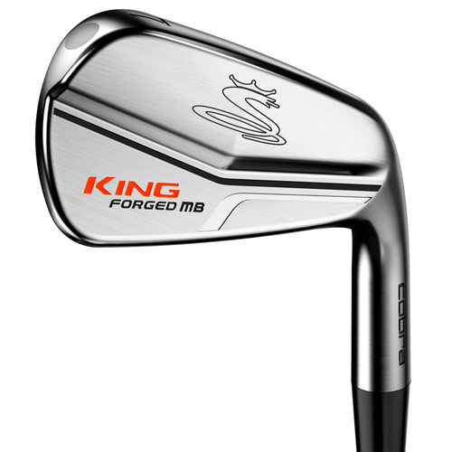 Cobra KING Forged MB Chrome Irons