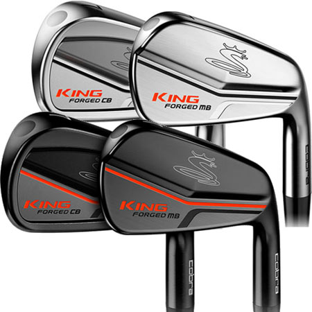 コブラ ゴルフ KING Pro Forged Individual Irons