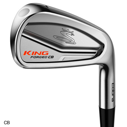 Cobra KING Pro Forged Individual Irons