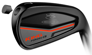 Cobra KING Forged CB Irons
