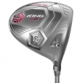 Cobra Ladies KING F8 Silver/Raspberry Driver