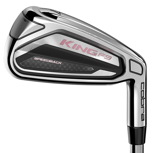 Cobra Ladies KING F9 Speedback Combo Iron Set