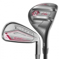 Cobra Ladies KING F8 Silver/Pink Combo Iron Set