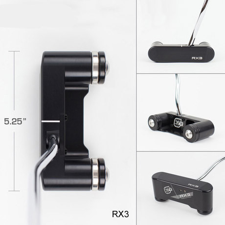 Cure Putters RX Series Putter