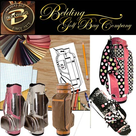 Belding Ladies Golf Bags