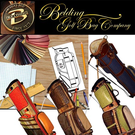 Belding Stand/Carry Bags
