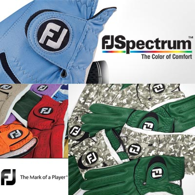 Footjoy FJ Spectrum グローブ