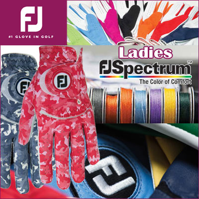Footjoy Ladies FJ Spectrum Gloves