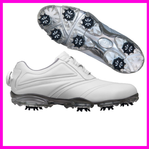 My JOYS Women's FJ Sport BOA Shoes/マイJOYS女子FJスポーツBOAシューズ【ゴルフシューズFootJoy(フットジョイ)】/MYJ_CS_12000614/FootJoy(フットジョイ)/激安クラブ USAから直送【フェアウェイゴルフインク】