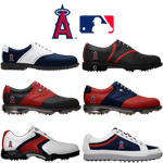 MyJoys Los Angeles Angels Shoes お薦めスタイル
