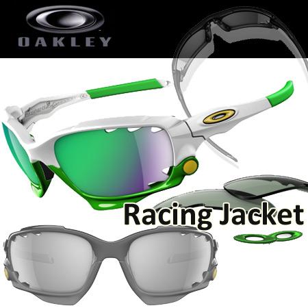 Oakley Sport RACING JACKET カスタム サングラス