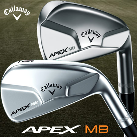 Callaway Apex MB Custom Irons (カスタムアイアン)