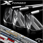 Callaway X Forged 18 Custom Irons (カスタムアイアン)