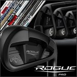 Callaway Rogue Pro Black Custom Irons (カスタムアイアン)