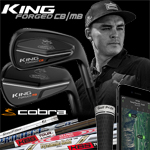 Cobra KING Forged CB/MB Custom Irons (カスタムアイアン)