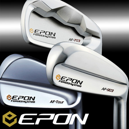 Epon Golf Custom Irons
