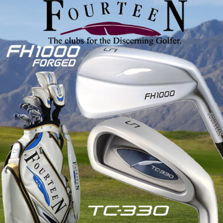 Fourteen Golf 2013 カスタムアイアン