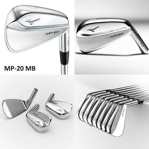 フェアウェイゴルフ   fairwaygolf Mizuno MP-20 Series Custom Irons (カスタムアイアン)