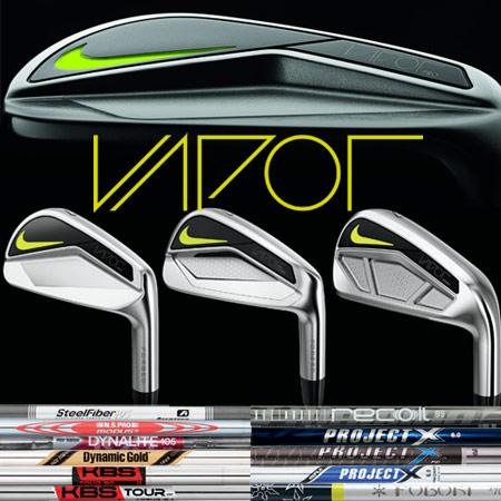 NikeGolf Vapor Series Custom Irons
