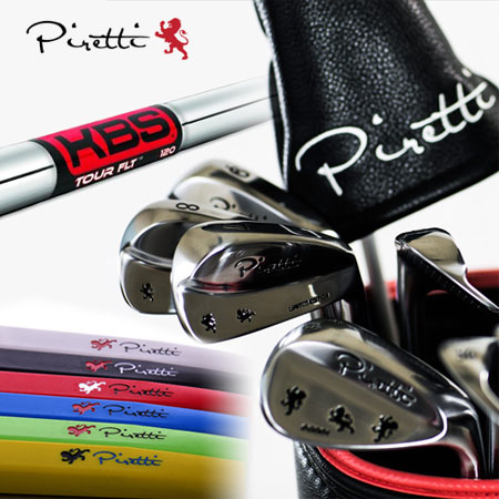 Piretti 2016 Signature Forged Custom Irons (カスタムアイアン)