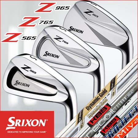 Srixon Z65 Series Custom Irons (カスタムアイアン)