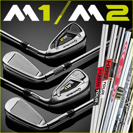 TaylorMade 2017 M Series Custom Irons (カスタムアイアン)
