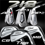 Titleist 718 Custom individual Iron(カスタム 単品アイアン)