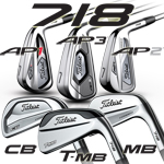 Titleist 718 Custom Iron Set (カスタムアイアン)