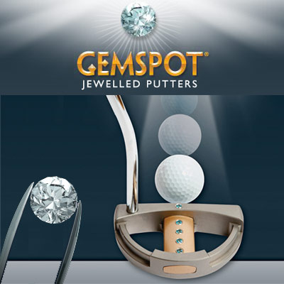 GemSpot Jewelled Custom Putters