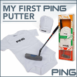 PING My First PING Putter (カスタムパター)
