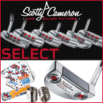 Scotty Cameron Select Series Custom Putters (カスタムパター)